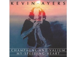 "KEVIN AYERS - Champagne And Valium / My Speeding Heart (7"" Vinyl)"