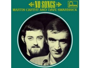 "MARTIN CARTHY - No Songs (7"" Vinyl)"