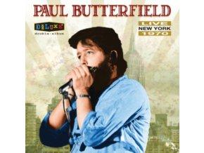 PAUL BUTTERFIELD - Live In New York 1970 (LP)