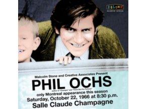 PHIL OCHS - Live In Montreal 10/22/66 (LP)