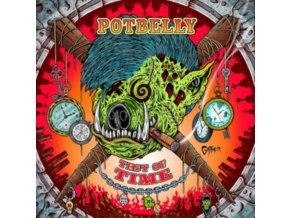 POTBELLY - Test Of Time (LP)