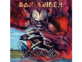 IRON MAIDEN - Virtual Xi (LP)