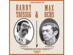 HARRY TAUSIG & MAX OCHS - The Music Of... (LP)