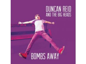DUNCAN REID AND THE BIG HEADS - Bombs Away (LP + 12)