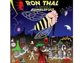 RON THAL - The Adventures Of Bumblefoot (LP)