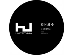 "BURIAL - Subtemple / Beachfires (10"" Vinyl)"