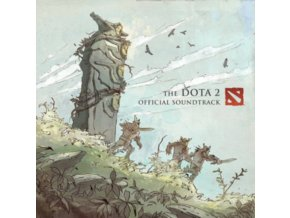 VALVE STUDIO ORCHESTRA - The Dota 2 (Official Soundtrack) (LP)