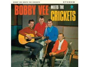 BOBBY VEE - Meets The Crickets (LP)