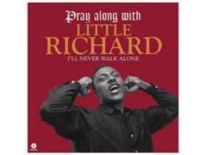 LITTLE RICHARD - Play Along With Little Richard (LP)