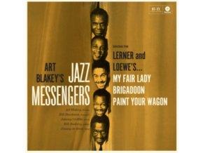ART BLAKEYS JAZZ MESSENGERS - Play Lerner & Loewe (LP)