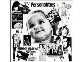TELEVISION PERSONALITIES - Mummy YouRe Not Watching Me (LP)