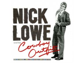 NICK LOWE - Nick Lowe And His Cowboy Outfit (LP)
