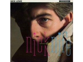 NICK LOWE - Nick The Knife (LP)