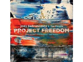 JOEY DEFRANCESCO - Project Freedom (LP)