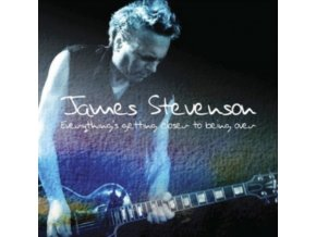 JAMES STEVENSON - EverythingS Getting Closer To Being Over (LP)
