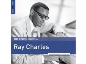 RAY CHARLES - The Rough Guide To Ray Charles (LP)