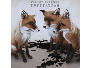 FILTHY FRIENDS - Invitation (LP)