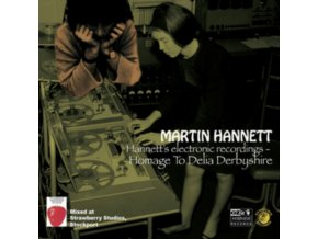 MARTIN HANNETT - Homage To Delia Derbyshire (LP)