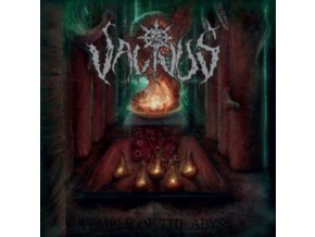 VACIVUS - Temple Of The Abyss (LP)