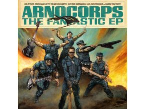 ARNOCORPS - The Fantastic (LP)