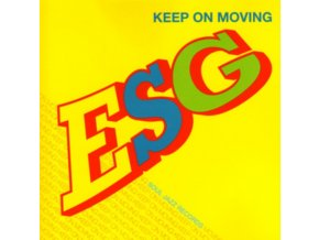 ESG - Keep On Moving (LP)