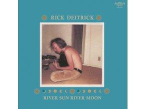 RICK DEITRICK - River Sun River Moon (LP)