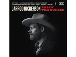 JARROD DICKENSON - Ready The Horses (LP)