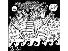 """MO KOLOURS - Meroe Ep (7"""" Vinyl)"""