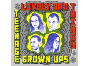 LOVELY BAD THINGS - Teenage Grown Ups (LP)