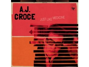 A.J. CROCE - Just Like Medicine (LP)