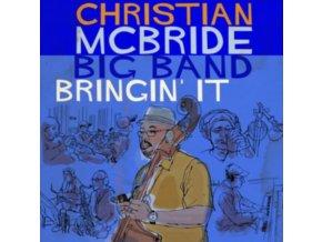 CHRISTIAN MCBRIDE BIG BAND - Bringin It (LP)