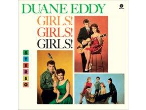 DUANE EDDY - Girls! Girls! Girls! (LP)