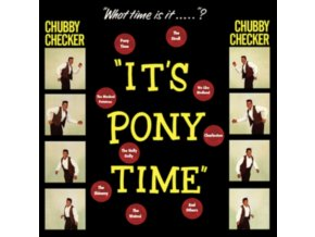 CHUBBY CHECKER - Its Pony Time (LP)