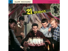 CLIFF RICHARD - 21 Today (LP)