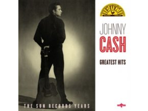 JOHNNY CASH - Greatest Hits (LP)