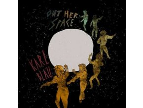 KARL BLAU - Out Her Space (LP)