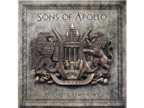SONS OF APOLLO - Psychotic Symphony (LP)