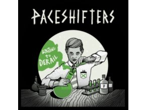 PACESHIFTERS - Waiting To Derail (LP)