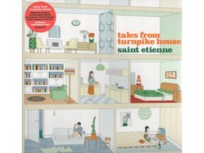 SAINT ETIENNE - Tales From Turnpike House (LP)