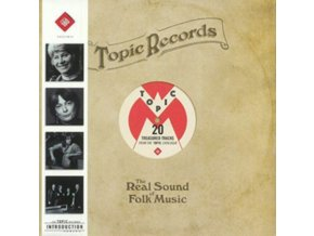 VARIOUS ARTISTS - The Real Sound Of Folk Music (LP)