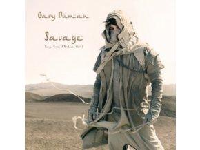 GARY NUMAN - Savage (Songs From A Broken World) (LP)