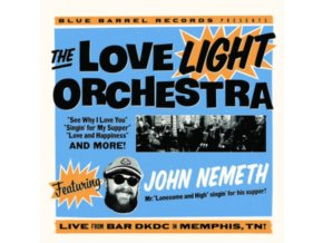 LOVE LIGHT ORCHESTRA - The Love Light Orchestra Featuring John Nemeth (LP)