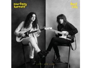 COURTNEY BARNETT & KURT VILE - Lotta Sea Lice (LP)