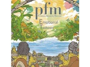 PREMIATA FORNERIA MARCONI - Emotional Tattoos (LP)
