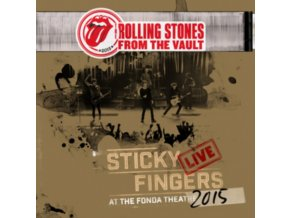 ROLLING STONES - Sticky Fingers Live At The Fonda Theatre (LP Box Set)