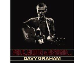 DAVY GRAHAM - Folk Blues & Beyond (LP)