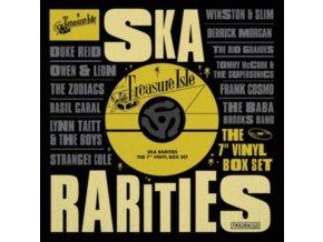 "VARIOUS ARTISTS - Treasure Isle Ska Rarities: The 7 Inch Vinyl Box Set (7 Box Set"" Vinyl)"