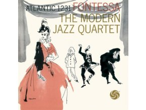 MODERN JAZZ QUARTET - Fontessa (LP)