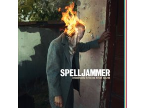 SPELLJAMMER - Inches From The Sun (LP)