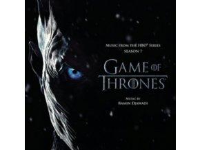 ORIGINAL TV SOUNDTRACK / RAMIN DJAWADI - Game Of Thrones Season 7 (LP)